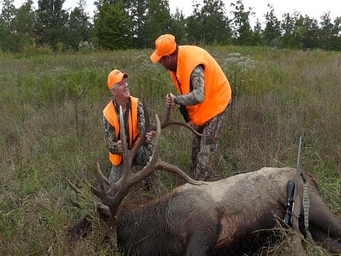 Big Bull Elk Hunt in Eastern Kentucky