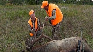 Big Bull Elk Hunt in Eastern Kentucky