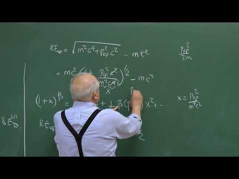 Hydrogen atom (9) - Fine-Structure