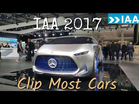 IAA 2017 - FRANKFURT MOTOR SHOW Video Clip