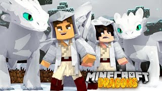 The LAND OF LIGHTFURIES - Minecraft Dragons