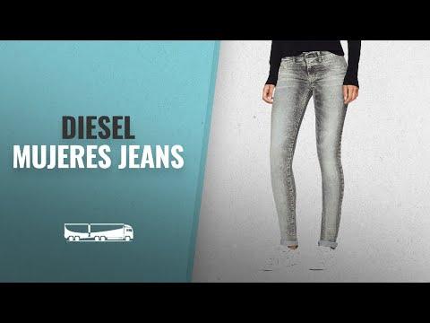 Diesel Mujeres Jeans 2018 Mejores Ventas: Diesel Women's Livier Super Slim Jegging 0602W