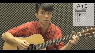 张学友【我真的受伤了】吉他教学-建德吉他教程 #51 MP3
