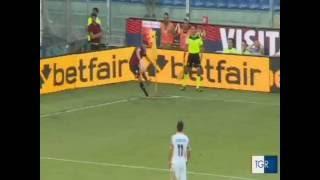 Genoa-LECCE 3-2 - 12/08/2016 - Coppa Italia 2016/'17 - 3° turno/Eliminazione diretta