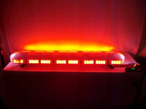 Voltex 49 fire ems red led light lightbar youtube voltex 49 fire ems red led light lightbar aloadofball Image collections