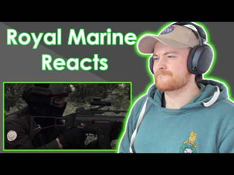 Royal Marine Reacts To Operation Kingfish -- Call of Duty: Modern Warfare