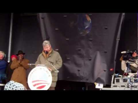 Sen. Sheldon Whitehouse Speaks to Forward on Climate, Anti-Keystone Rally (2/17/13)