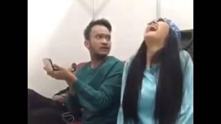 Funny Dubsmash - Video Lucu Gokil - Ruben Onsu dan Julia Perez Jupe Kentut - Gokil Abis