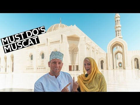 TOP TOURIST ATTRACTIONS TO DO IN MUSCAT | OMAN, MUSCAT CITY TOUR