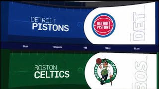 Boston Celtics vs Detroit Pistons Game Recap | 2/13/19 | NBA
