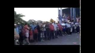 Emplumados y tapojiados de Cacaopera 17/01/2014