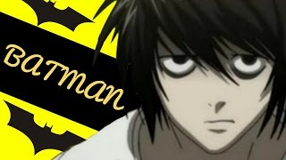 Batman///Death Note AMV