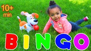 Bingo Song and More Nursery Rhymes and Kids Songs for Children and Toddlers