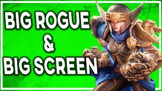 Hearthstone: Big Rogue On The Big Screen