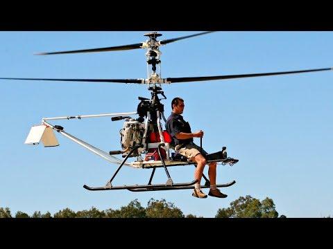 🚁 СамоДельные ВертоЛеты ! Homemade Helicopter 👍!
