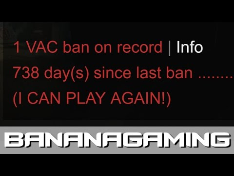 VAC BANNED Pro Players get a Second Chance!