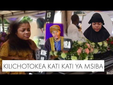 Download MENINA MPAKA HURUMA! Kilichomkuta Menina Katikati Ya Msiba Wa Mume Wake Leo, Utazidi Muonea Huruma