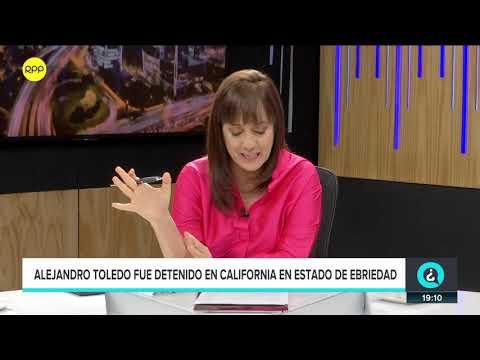 Rocío Barrios: 'El congresista Vieira no me hizo mención de  ninguna embarcación' 18.03.2019