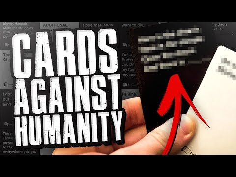 CARDS AGAINST HUMANITY RETURNS! (Cards Against Humanity Online)