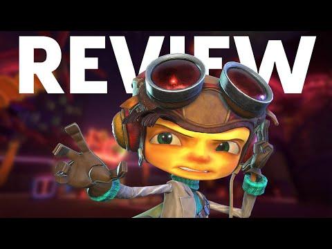 Psychonauts 2 получает очень высокие оценки и рекомендации от критиков