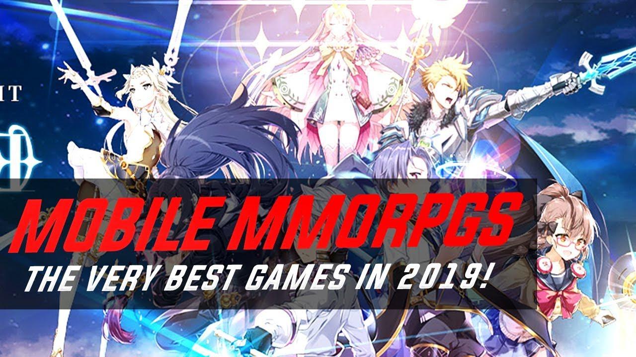 Best mobile mmorpg 2019