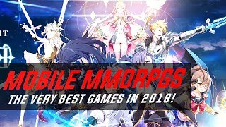 The Best Mobile MMORPG, Android, iOS Games of 2019