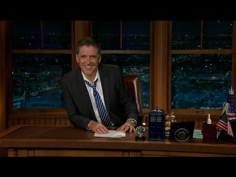 Late Late Show with Craig Ferguson 3/21/2012 Elizabeth Banks