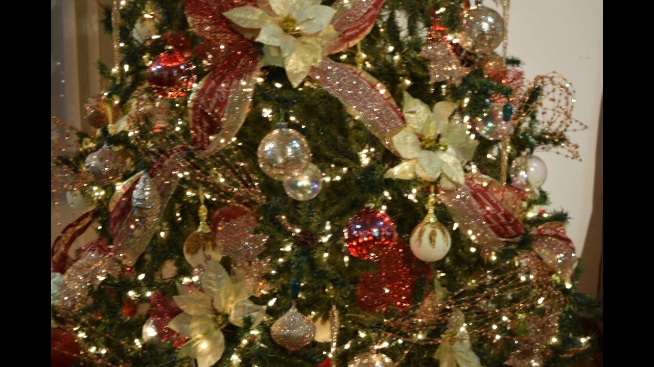 Navidad 2018 decoraci n rbol de navidad youtube - Como decorar mi arbol de navidad ...