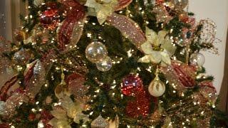navidad 2015 decoración árbol de navidad