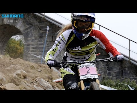 Interview: Rachel Atherton - A new approach | SHIMANO