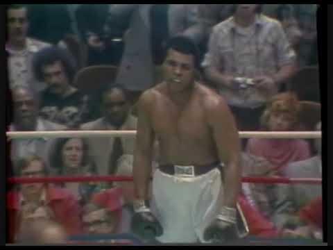 Original Fight: Apollo Creed (Muhammad Ali) Vs Rocky Balboa (Chuck Wepner)