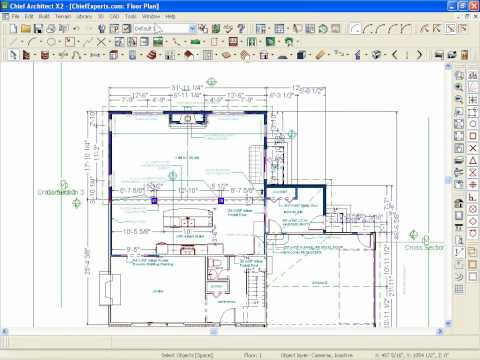 Chief Architect Mistake #5 - How to Lay Out a Plan:freedownloadl.com  design, download, premier, commerci, softwar, 3d, residenti, window, architect, tool, design, technolog, free, wall, home, draft
