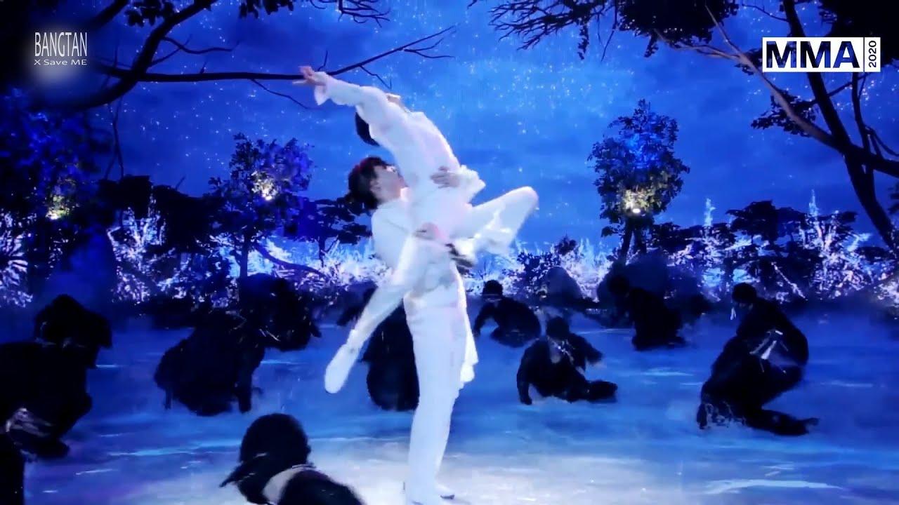 BTS - Black Swan Performance (@2020 MMA)