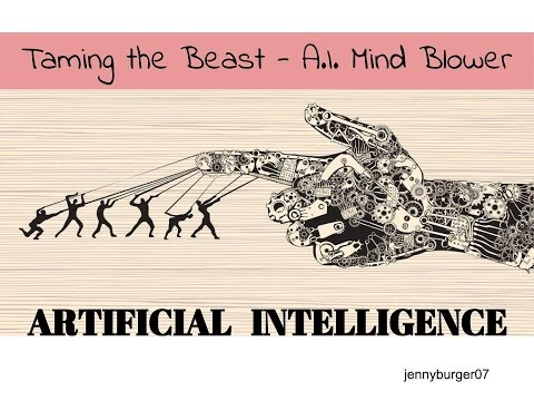The Artificial Intelligence AI Mind Blower