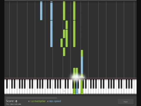 How To Play Final Fantasy X2  1000 Words on pianokeyboard