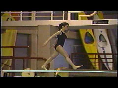 1990 NB Diving Championship