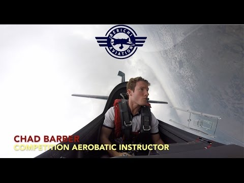 Berichi Aviation Chad Barber Aerobatics Lomcovak Pitts to Extra 300 Transition