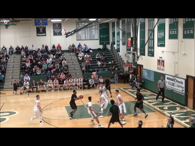 Game Highlights Boys' Varsity: Green Tech vs Shenendehowa