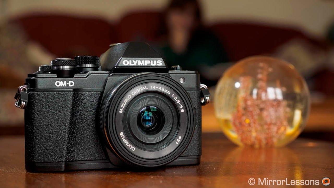 Olympus OMD EM 10 Mark II audio sample - Face to Camera - YouTube