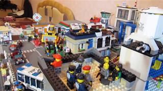 Мой LEGO-город! Обновление #4/// My LEGO-city update #4!