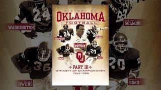 History of Oklahoma Football: Part III - Dynasty of Championships 1964 - 1988