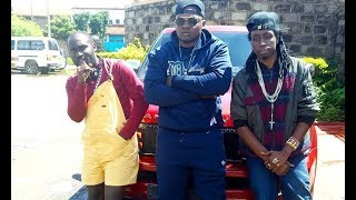 DJ Shiti collaborates with Khaligraph Jones