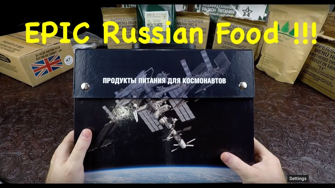 348b102167e MRE Review CRAZY HUGE !!!! Russian Cosmonaut Space Food Review !!! |  worduser01