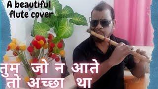 Humko deewana kar gye flute cover song