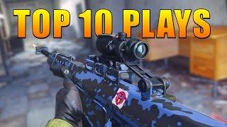 Call of Duty Infinite Warfare & Modern Warfare Remastered Top 10 Plays Ep.1 - (Cod IW + MWR)