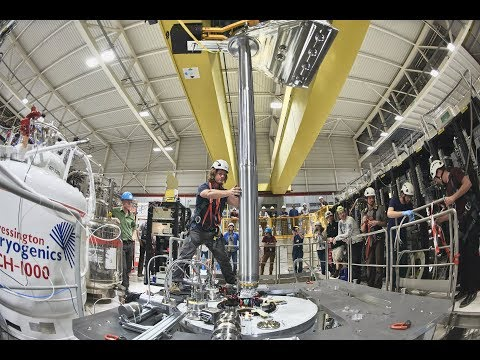 Introducing ALPHA-g, a new experiment to measure the effect of gravity on antimatter Mp3