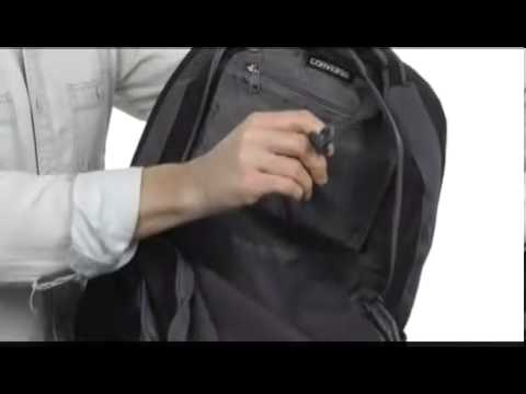 Converse - Stashed Backpack Nylon SKU  8160064 - YouTube c7a46c59a1