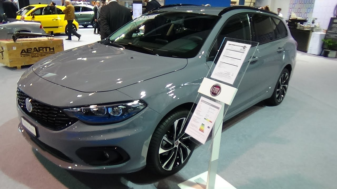 2018 fiat tipo station wagon s design exterior and interior auto z rich car show 2017 youtube - Fiat tipo interior ...