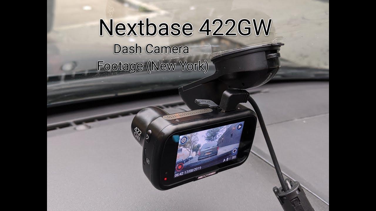 Nextbase 422gw Dash Cam Review