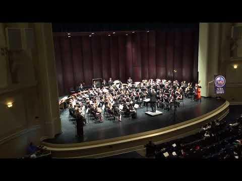 NC Central District 9-10 Wind Ensemble Performance 2018